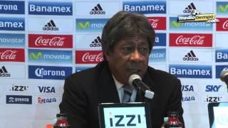 México ganó con lo justo: Ramón Maradiaga