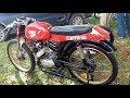 Más de 300 motos antiguas y clásicas fueron expuestas en el Museo de Luján
