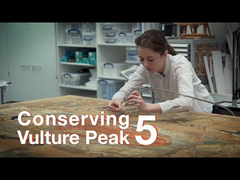 Conserving Vulture Peak | Episode 5: Surface cleaning