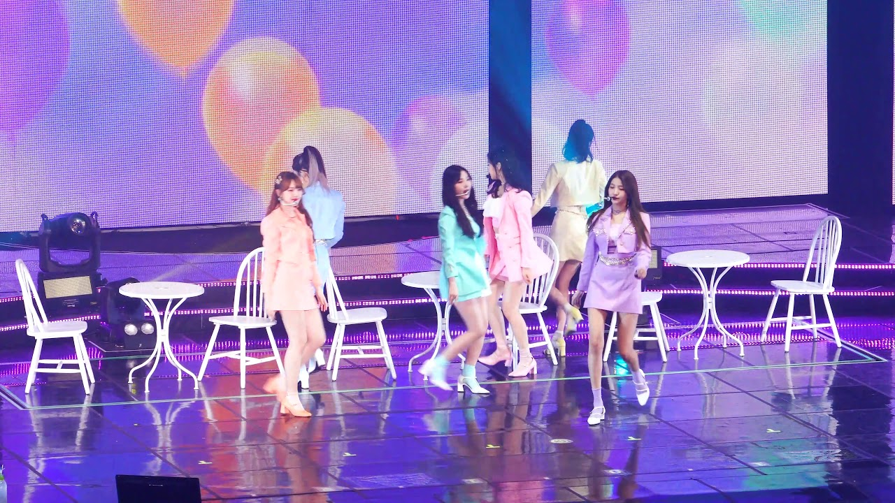 Gfriend Choreography And Dance Practices On We Heart It