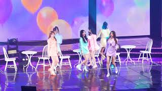 Gambar cover 여자친구 (GFRIEND) Love in the air 직캠 @GGG Seoul