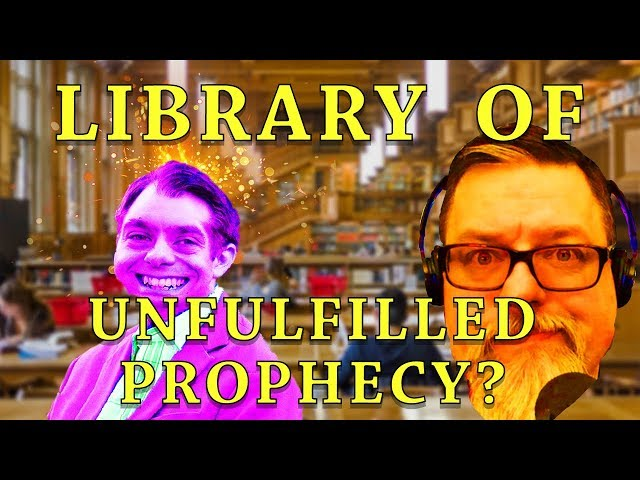 F4F | Larry Sparks and The Library of Unfulfilled Prophecy
