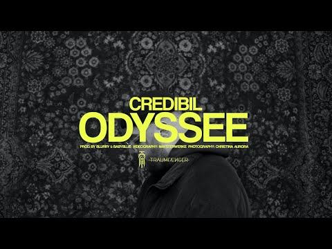Credibil - ODYSSEE (Offizielles Video) // prod. by BLURRY & BABYBLUE [Official Credibil]