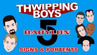 Babylon 5 Season 1: Signs & Portents Review