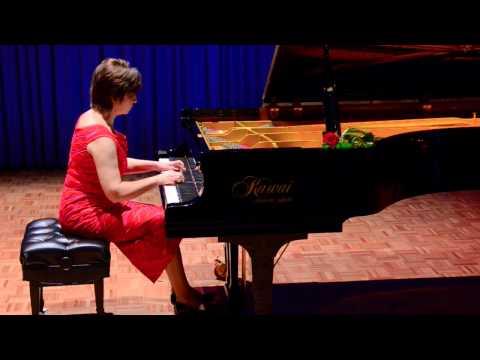Natasha Vlassenko: Frédéric Chopin - Fantasie - Impromptu in C Sharp minor, Op. 66