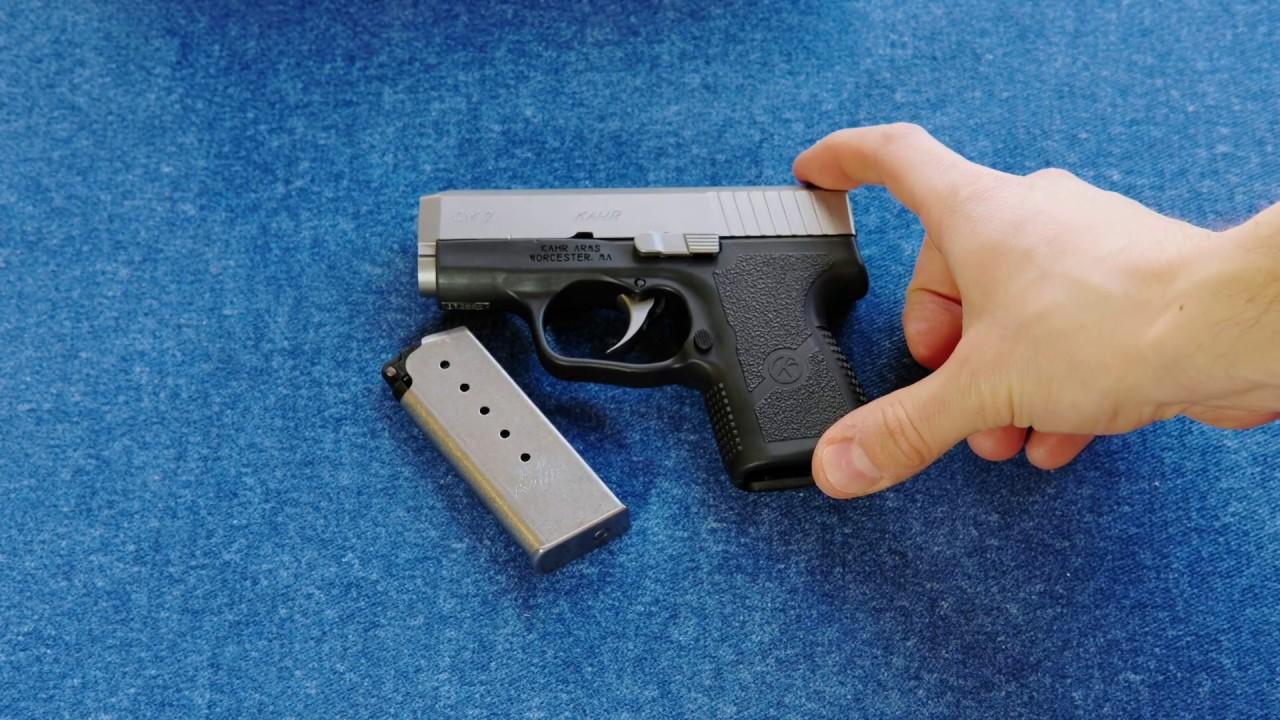 Review: The New Kahr S9 - Handguns