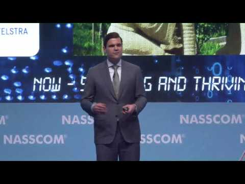 NASSCOM ILF 2017 : Surviving and Thriving in the Second Era of the Internet