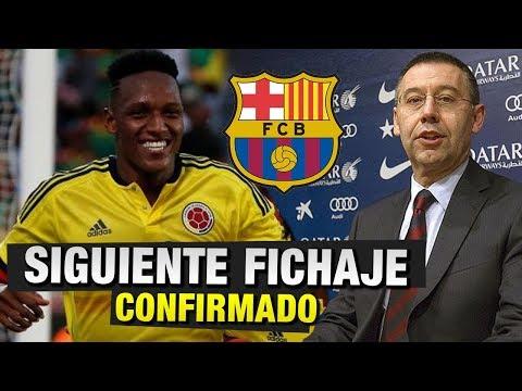 ¡YA LLEGA! Barcelona Confirma Fichaje de Mina |  Hazard rechaza al Madrid | Fichajes thumbnail
