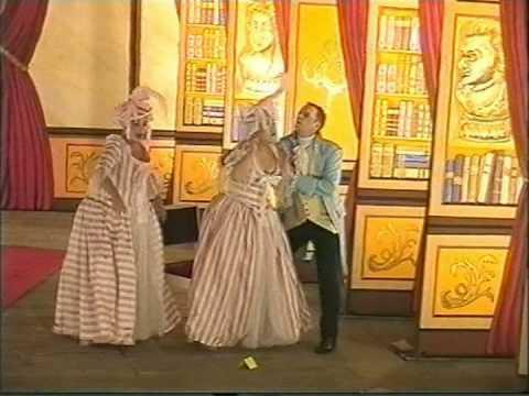 """Anke Hoffmann singt """"Bester Jüngling"""" aus """"Der Schauspieldirektor"""" von Wolfgang Amadeus Mozart"""