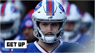 How should the Ravens' defense game plan for Josh Allen and the Bills? | Get Up