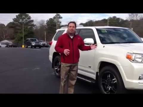 All New 2013 4runner With The Xsp X Package Youtube