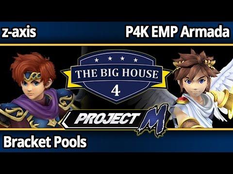 TBH4 PM - z-axis (Roy) vs P4K EMP Armada (Pit) - Bracket Pools