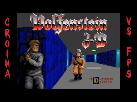 Croina vs FPS #2: Wolfenstein 3D (1992) |