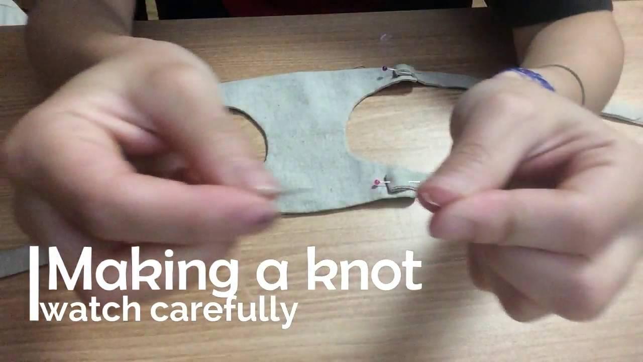 make a harness, diy kit tutorial step 1 - YouTube