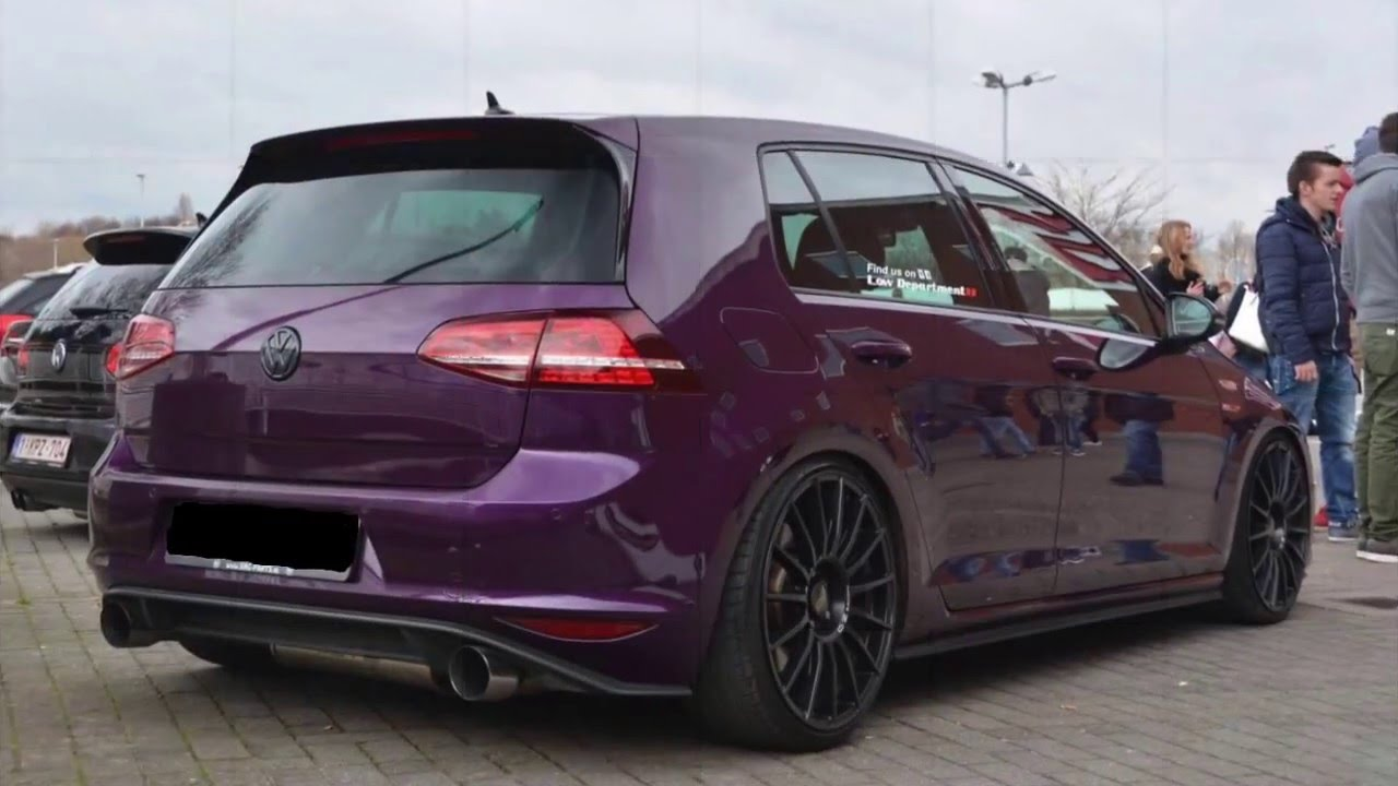 Golf7 Gti Tuned By Dvx Performance Lowdepartment