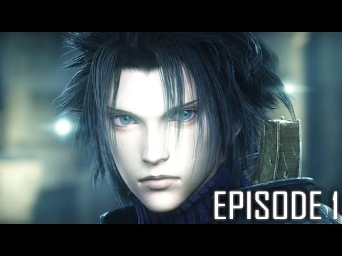 "Crisis Core: Final Fantasy VII Story Episode 1 ""Embrace Your Dreams"" 1080p HD"