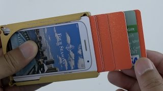 Decadent Minimalist Men s DM1 Aluminum Wallet (4K) - Apple Pay?