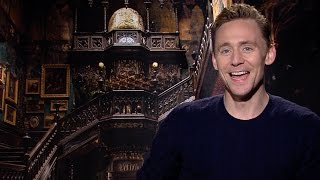 Tom Hiddleston Talks Crimson Peak, Kong: Skull Island and His Love of Beyonce