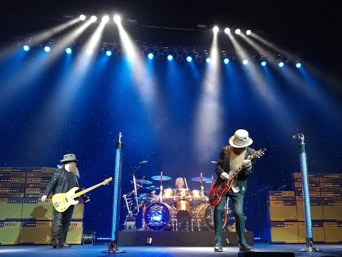 ZZ Top - La Grange / Tusk (Live at Hollywood, FL on 11/11/2016)