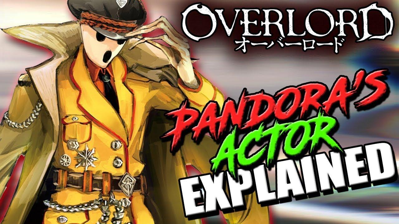 Who Is Pandora U0026 39 S Actor