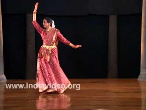 An elegant performance of Kathak by Pali Chandra