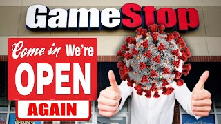 Gamestop Is Already Re-opening - Inside Gaming Daily