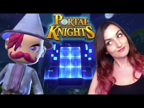 Possible New Livestream Series?! | PORTAL KNIGHTS (New Sandbox Crafting RPG Adventure Game)