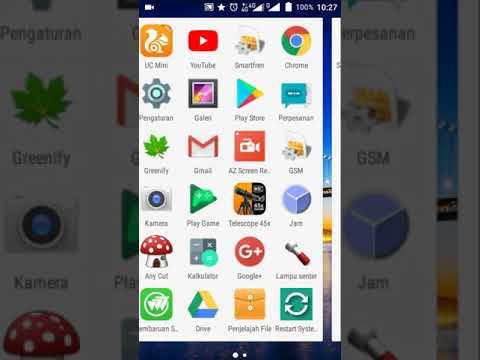 Cara ganti internet dari kartu Smartfren ke GSM ??.
