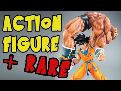 TOP 10 ACTION FIGURE PIÙ RARE E COSTOSE DI DRAGON BALL
