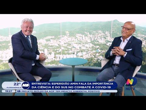 Entrevista: Esperidião Amin