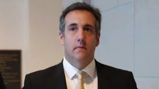 FBI raids office of Michael Cohen, Trump's lawyer