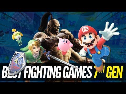 Best Fighting Games Xbox 360, PS3, Nintendo Wii