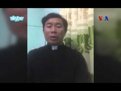 Dân mạng bóc mẽ trò dối trá, vu khống của linh mục và zận chủ
