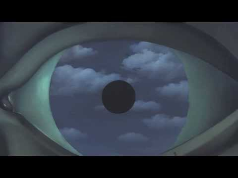 "René Magritte | Conservation of ""The False Mirror"""