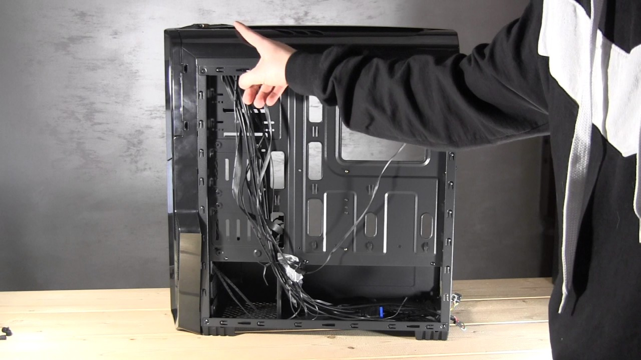 cit g force gaming case