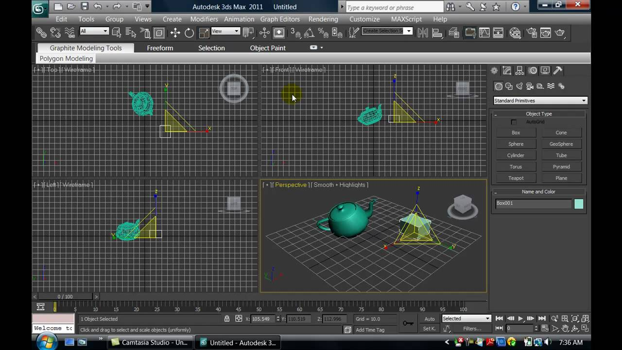 Max tutorial studio pdf 3d