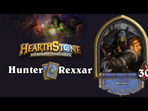 Hearthstone: Hunter/Rexxar Deck [PL]