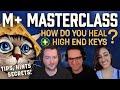 Be a Better Healer : Guide | Warcraft's Best Tips in M+ w/ Growl, Ellesmere, AutomaticJak & Megasett