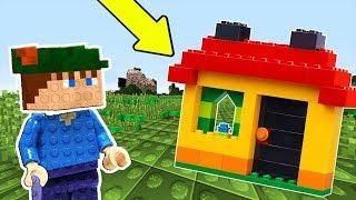 CONSEGU MOS NOVAS PEwAS DE LEGO DA V DA REAL NO M NECRAFT