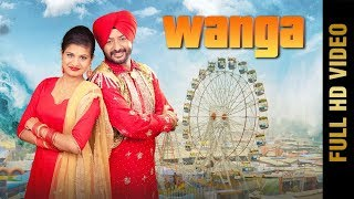 WANGA(FULL HD) | SURINDER LADDI & RICK NOOR | New Punjabi Song 2018 | Amar Audio