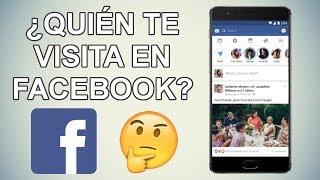 [TRUCO] Cómo saber quién visita tu perfil en Facebook