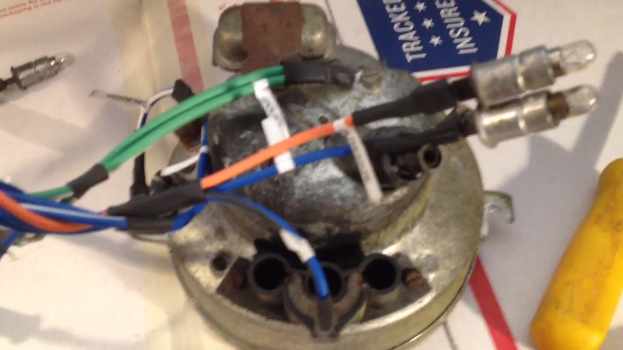 How To Wire A Vw Dune Buggy Speedometer