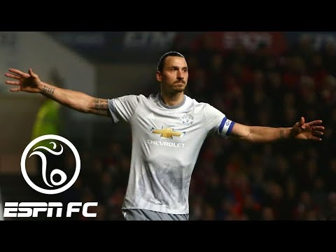 Zlatan Ibrahimovic to LA Galaxy? David Beckham hopes he stays at Manchester United | ESPN FC