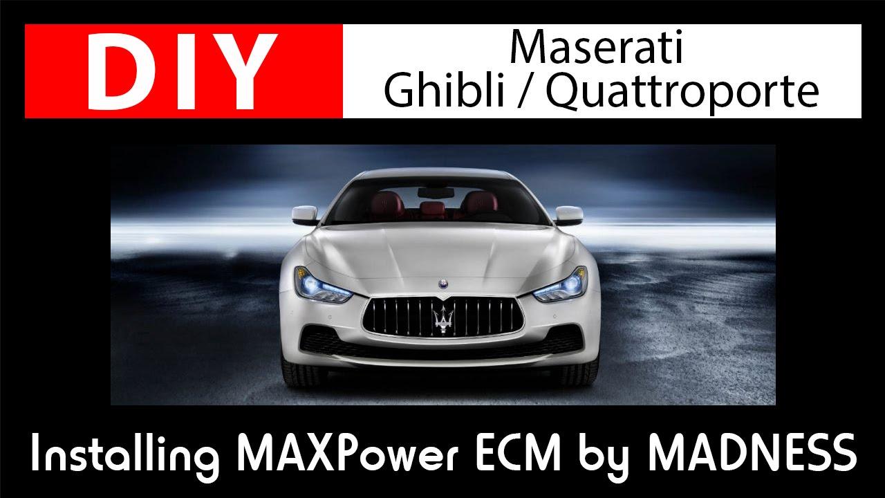 Original Maserati Ghibli Quattroporte Lavante Ölfilter Filter 311401