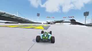 Trackmania William B Fury Cutterscup Track 8
