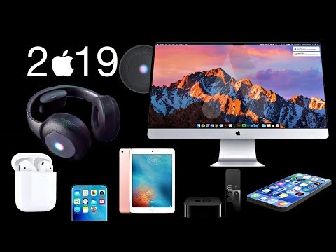 2019 Apple Products: iPhone SE 2, HomePod 2, AirPods 2, iPad Mini 5, 2019 iPhone XI, Macs & More! Mp3