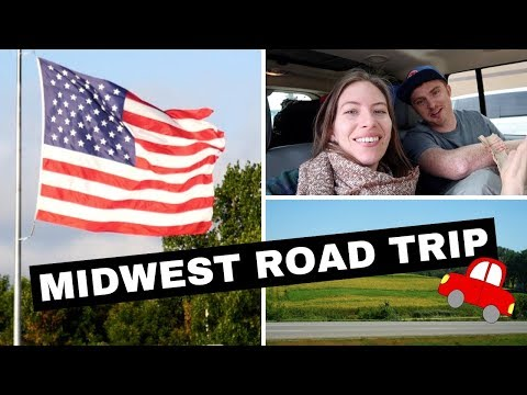 USA Road Trip in the Midwest | Driving from North Dakota to Michigan