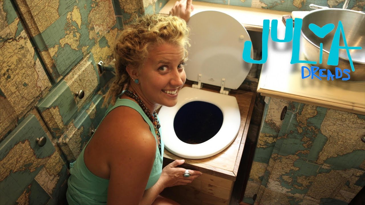 COMPOSTING TOILET...it\'s not GROSS - YouTube