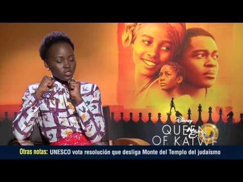 """VIDEO: Conozca qué hay detrás de la nueva película """"Reina de Katwe"""""""