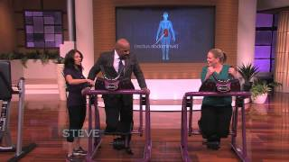 Steve Harvey & Planet Fitness